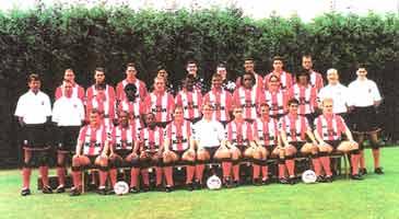 Brentford FC Team Photo
