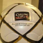 Carling Cup Final Football