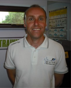 Chris Watmore, Fitness Consultant and Sports Therapist