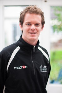 Will Wrigley, Sports Therapist and Certified Running School Coach