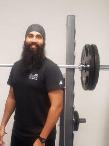 Inderjeet Singh Wilkhu, Fitness & Wellbeing Consultant